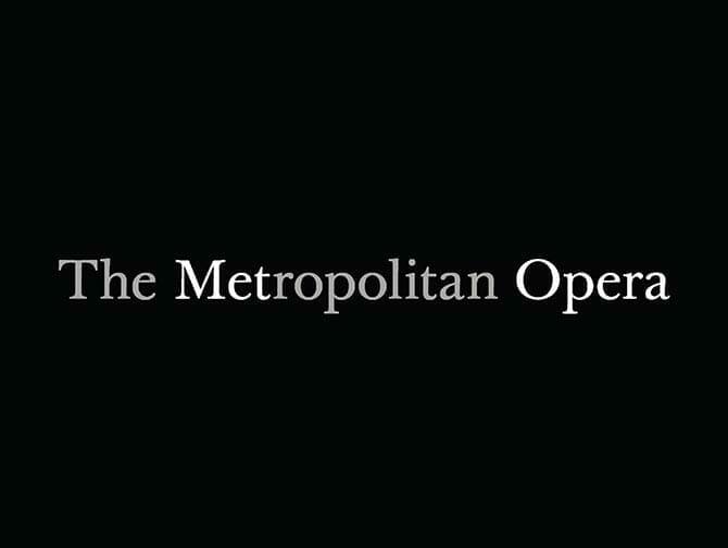 Billets pour l opera a New York