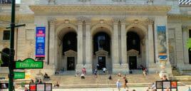 Bibliotheque Publique a New York