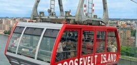 Roosevelt Island Tram à New York