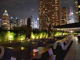 Yotel a New York - Toit Terrasse