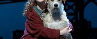 Annie à Broadway