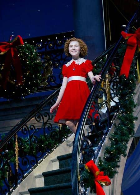 Comédie musicale Annie à Broadway