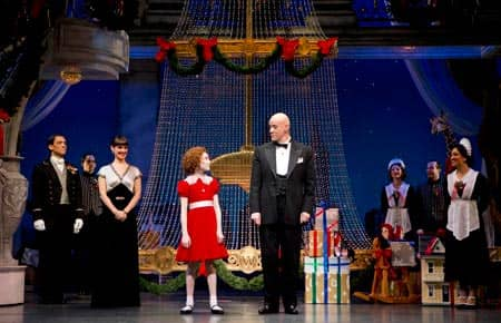 Comédie Musicale Annie à New York