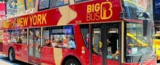 Big Bus a New York