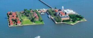 Ellis Island à New York