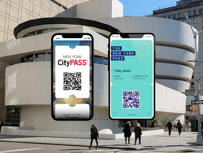 La difference entre le New York CityPASS et le New York Pass