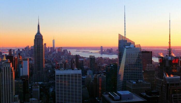 Billets pour le Top of the Rock - Vue sur le coucher du soleil