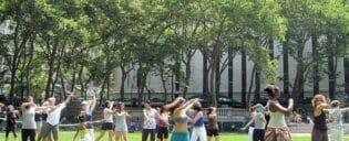 Cours de Danse gratuit à New York