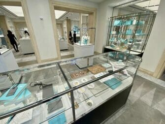 Tiffany & Co. New York - Vitrine