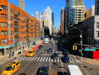 Upper East Side Shopping à NYC - Rue