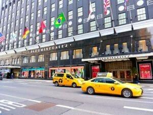 Upper East Side Shopping à New York