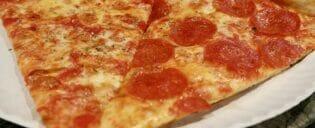 La meilleure pizza de New York