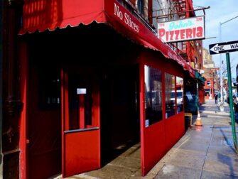 La meilleure pizza de New York - John's