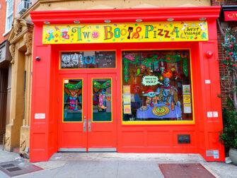 La meilleure pizza de New York - Two Boots