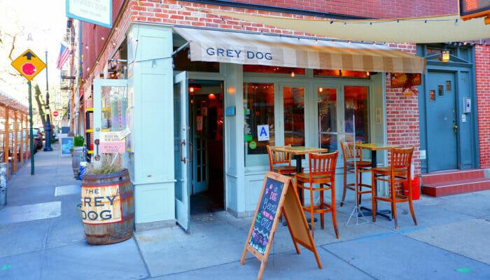Grey Dog New York