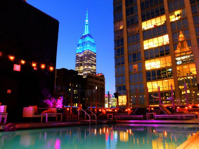Restaurants et Bars Romantiques à New York