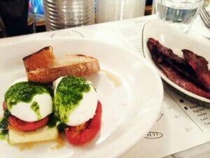 Les restaurants végétariens à New York