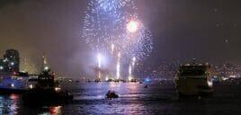 4 juillet à New York