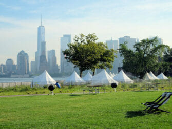 Memorial Day à New York - Governors Island