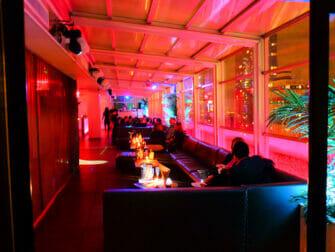 Rooftop Bars à New York - Skyroom