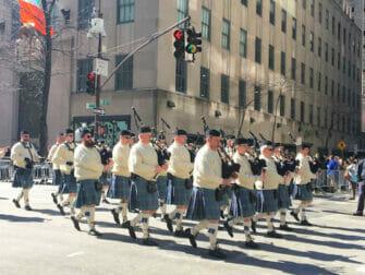 St. Patrick's Day Parade à New York City