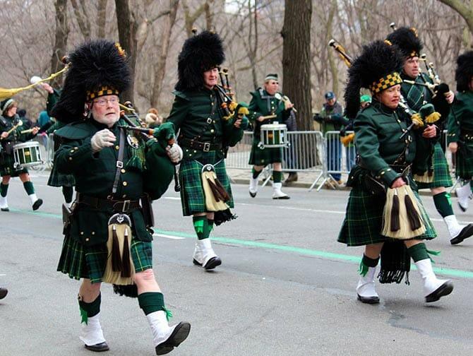St Patricks Day New York