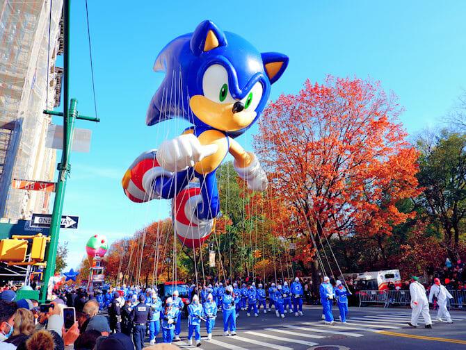 Thanksgiving a New York - Macy's Parade