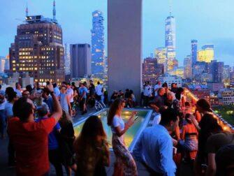 Les meilleurs Rooftop Bars de New York - Jimmy