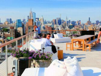 Les meilleurs Rooftop Bars de New York - The Roof at PUBLIC