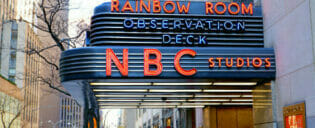NBC Studios a New York
