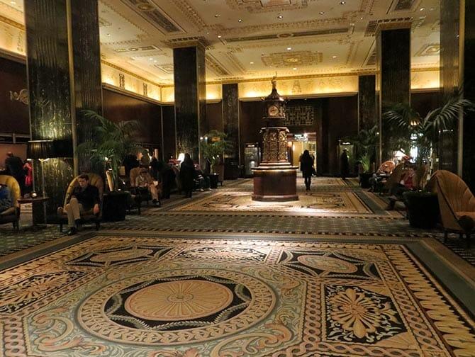 Waldorf Astoria à New York