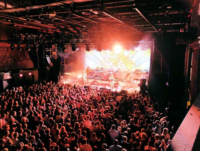 Agenda des Concerts à New York