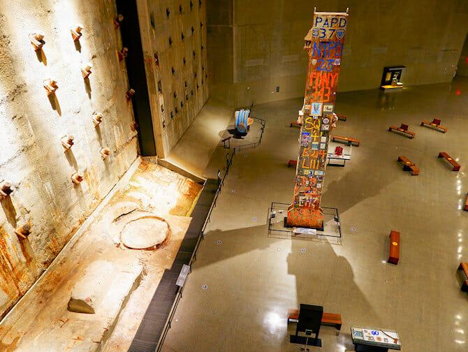9/11 Memorial Museum NY