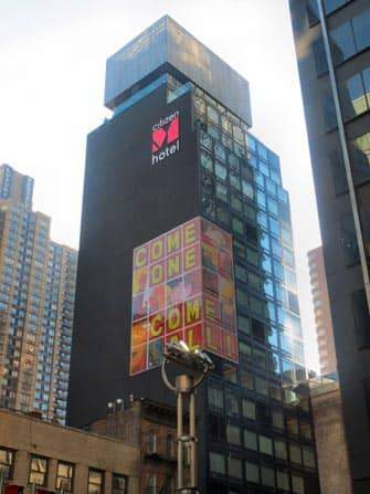 citizenM times square hotel new york city