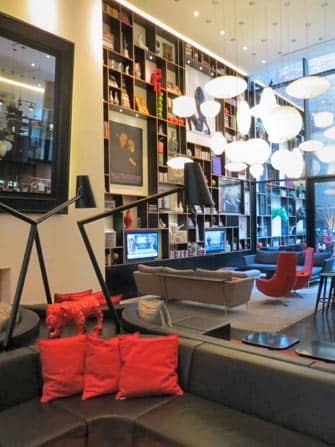 citizenM times square hotel sejour new york city