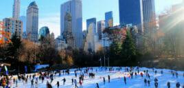 Le Jour de l'An à New York