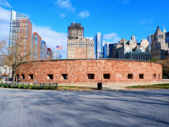 Statue Cruises Lower Manhattan