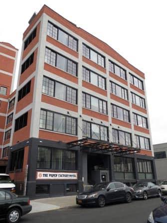 Long Island City Paper Factory Hotel New York