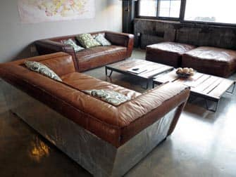 Long Island City Paper Factory Hotel Lounge