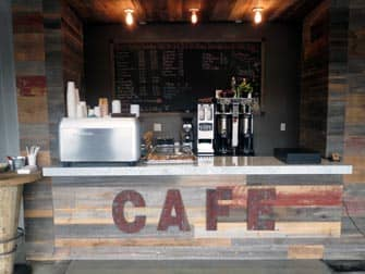 Long Island City Paper Factory Hotel Café