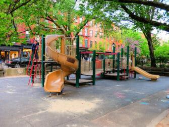 Terrain de Jeux Bleecker Street Playground