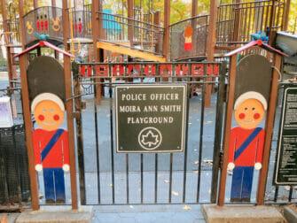 Terrain de Jeux Madison Square Park Playground