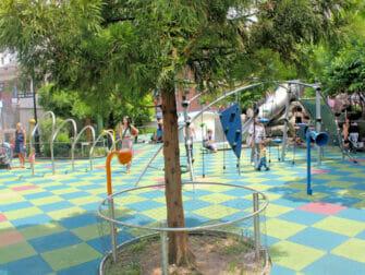 Terrain de Jeux Union Square Playground