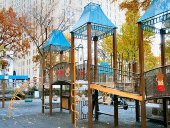 Terrain de Jeux Madison Square Park Playground New York
