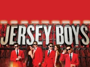 Billets pour Jersey Boys à New York