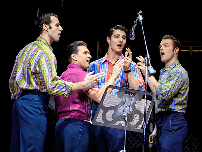 Billets pour Jersey Boys a New York - Frankie Valli et The Four Seasons