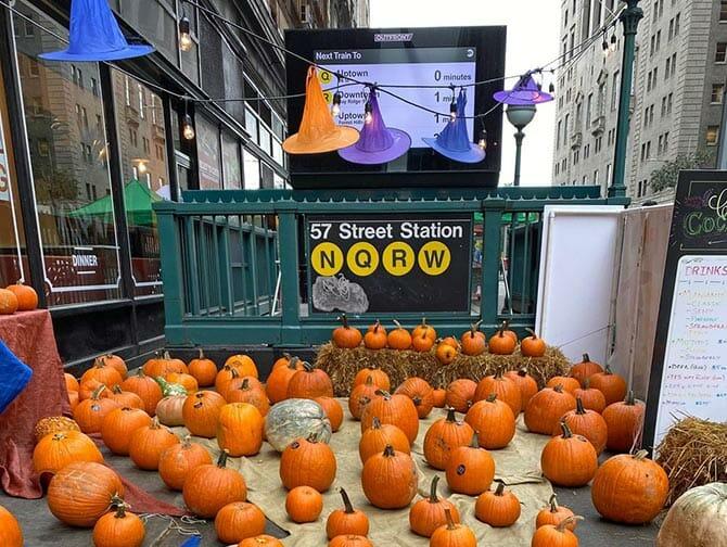 Halloween New York
