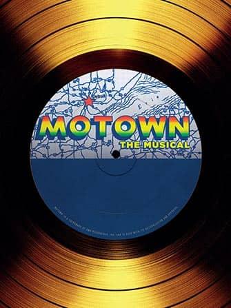 Motown New York Broadway