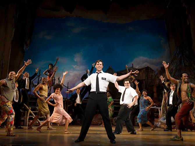 Billets pour The Book of Mormon a Broadway - Avec les locaux