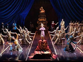 The King and I à Broadway - Comédie musicale
